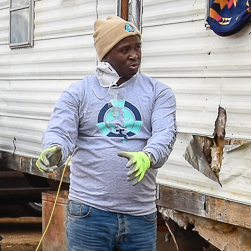 Obed Kekae – WASSUP Diepsloot (South Africa)