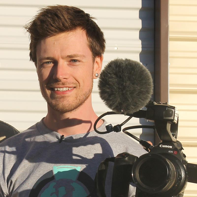Patrick Corr – Media Team (Ireland)