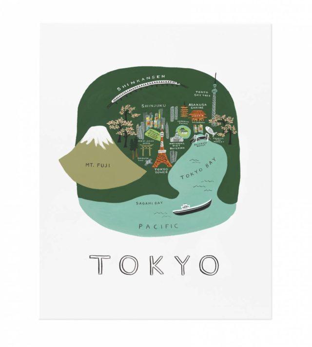 Tokyo juliste   39,00 €