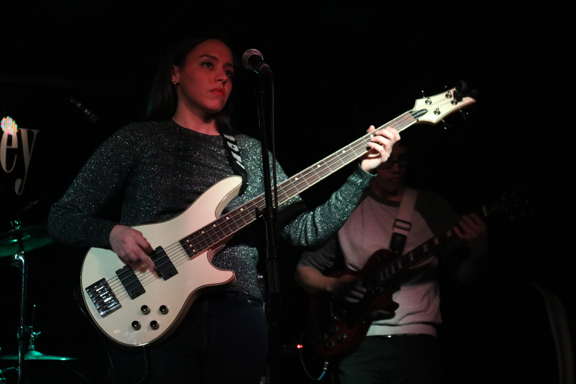 A/B Live at The Delancey- Gaby B