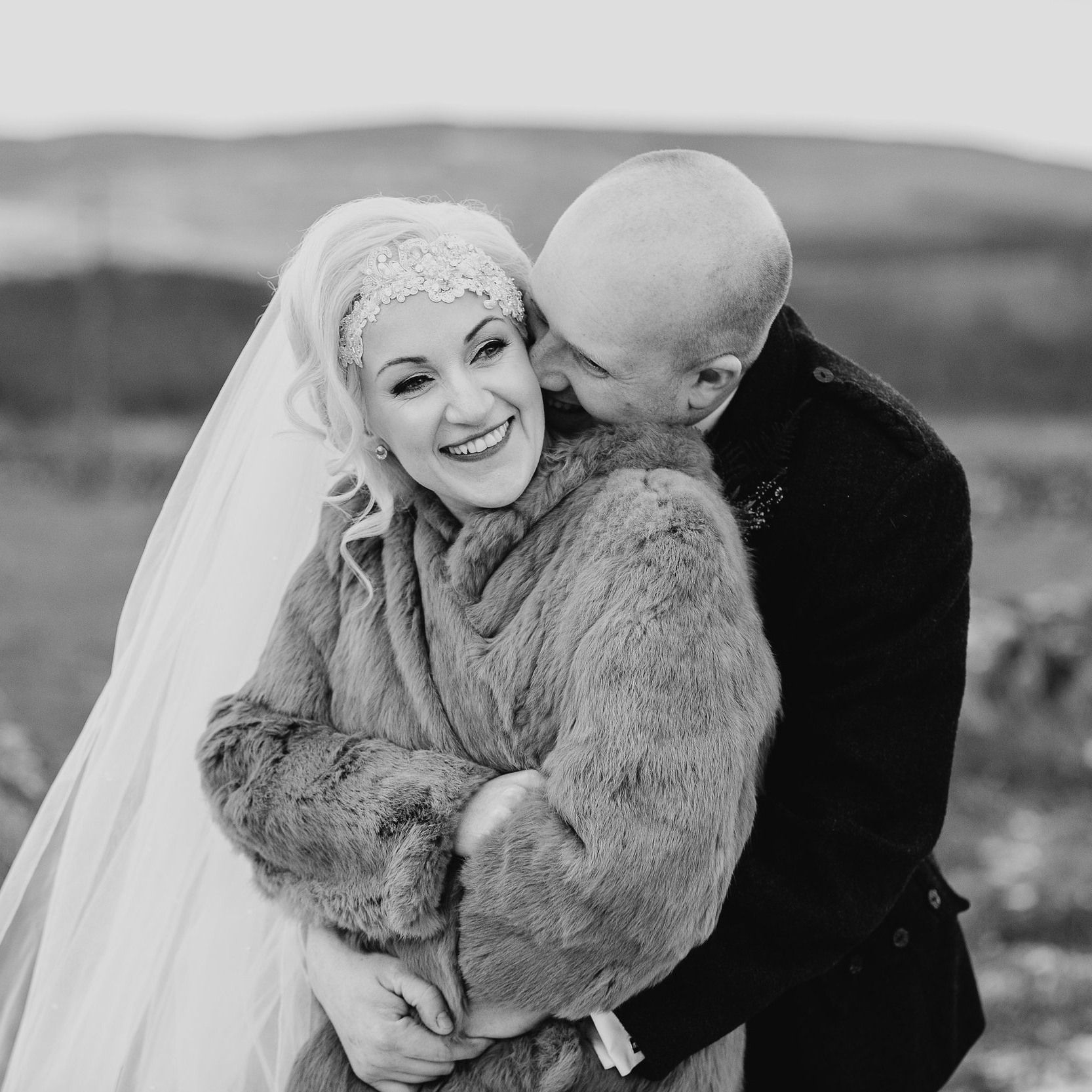 "Leanne & Neil - Banchory Lodge Hotel    ""My husband and I both agree that Rebecca is definitely the unsung hero of our wedding day. From the very first meeting we had with her, I knew that we had found an absolute gem to entrust with our festive Christmas wedding. Her personality is just lovely and she listens but at the same time can read your mind and brings to life your visions. She arrived early on the morning of the wedding and I didn't have to think about anything other than getting myself ready. She did absolutely everything and listened to everything I had said. She set up for the ceremony without fuss and NOTHING is too much trouble for this lady. She was there to turn the room around for the meal and then again for the evening reception, each time creating a different masterpiece. Words don't seem enough when trying to thank Rebecca for her hard work and efforts, she made our day visually unforgettable. Wedding services of any kind are usually very expensive but I did not grudge a single penny spent on Rebecca as she really did take any stress away from the day. I recommend her to anyone and everyone as I'm not sure how we would have managed without her."""