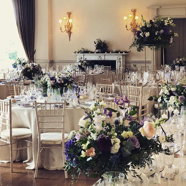 | STYLING | I love styling weddings! I love bring a client's vision to life and creating something beautiful to enhance their day. . The difference coloured linen or a bit of lace can make to a place setting should never be underestimated. . Here is the truly beautiful set up from Fenella and Lewis's is wedding at @fasquecastle this weekend. The incredible flowers were created by the lovely @kimdalglishflorist - they were proper showstoppers!!! Stunning linen hired from @88eventscompany . . #rebeccabarnettweddingdesign #rbwd #weddingplanner #weddingplannerscotland #weddingcoordinator #weddingstylist #weddingdaymanagenent #luxuryscottishweddings #destinationweddingscotland #luxurywedding #wedding #weddingdecor #etherealwedding #instaweddings #castlewedding #scottishcastlewedding #tablescape #fasquewedding