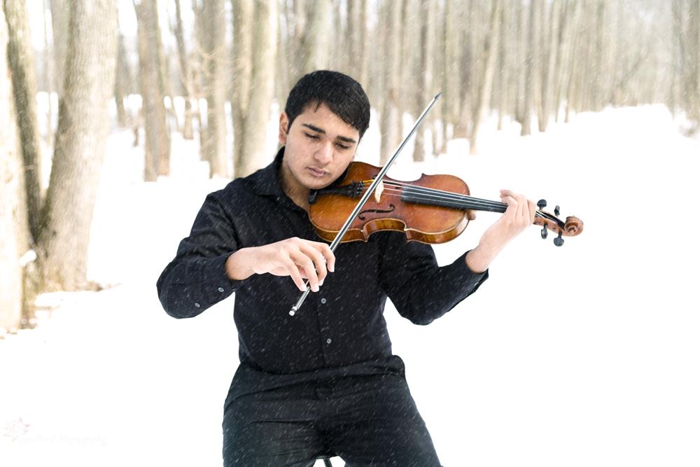 Teens / Seniors Portraits, Musician Portraits