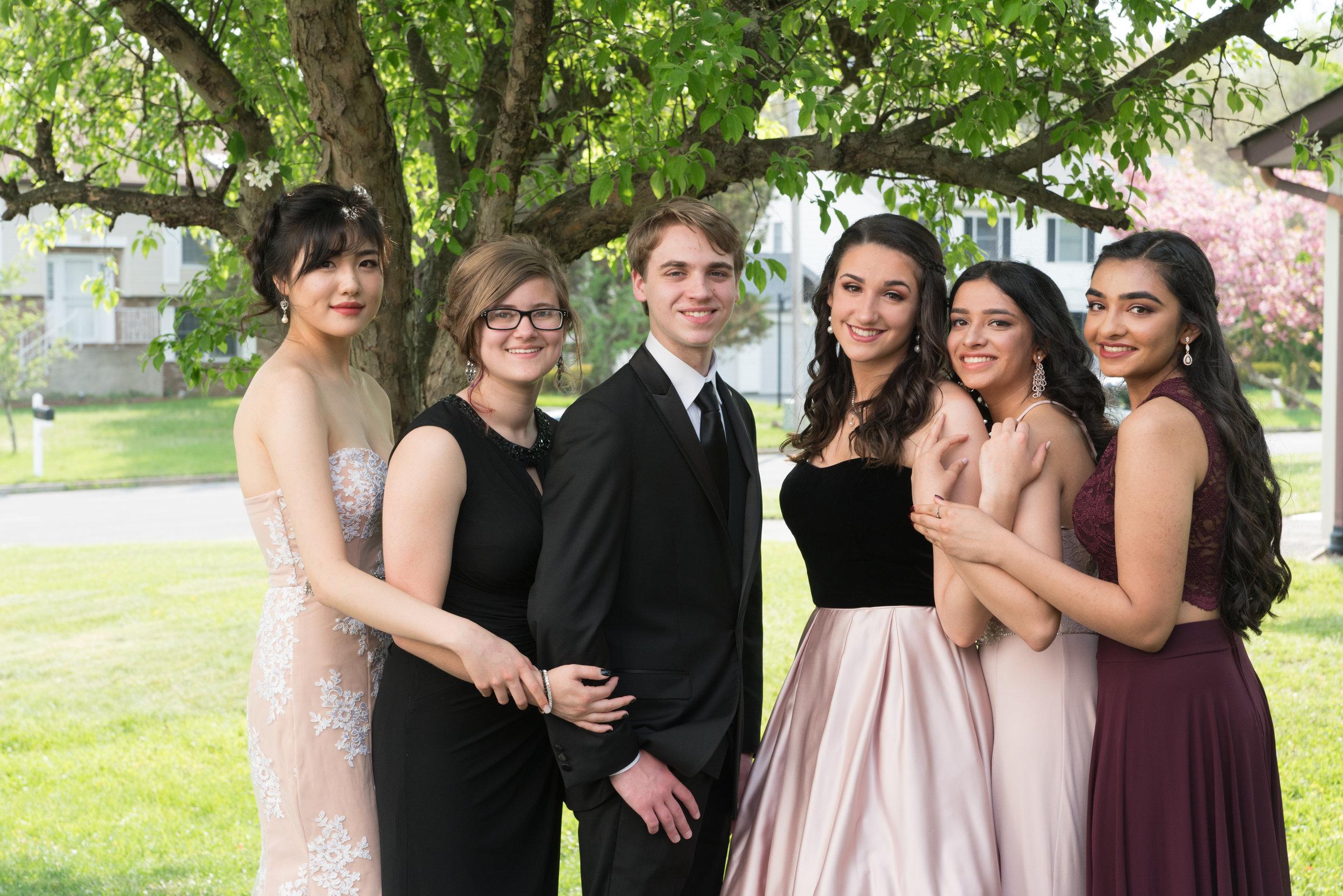 Teens / Seniors / Prom Portraits