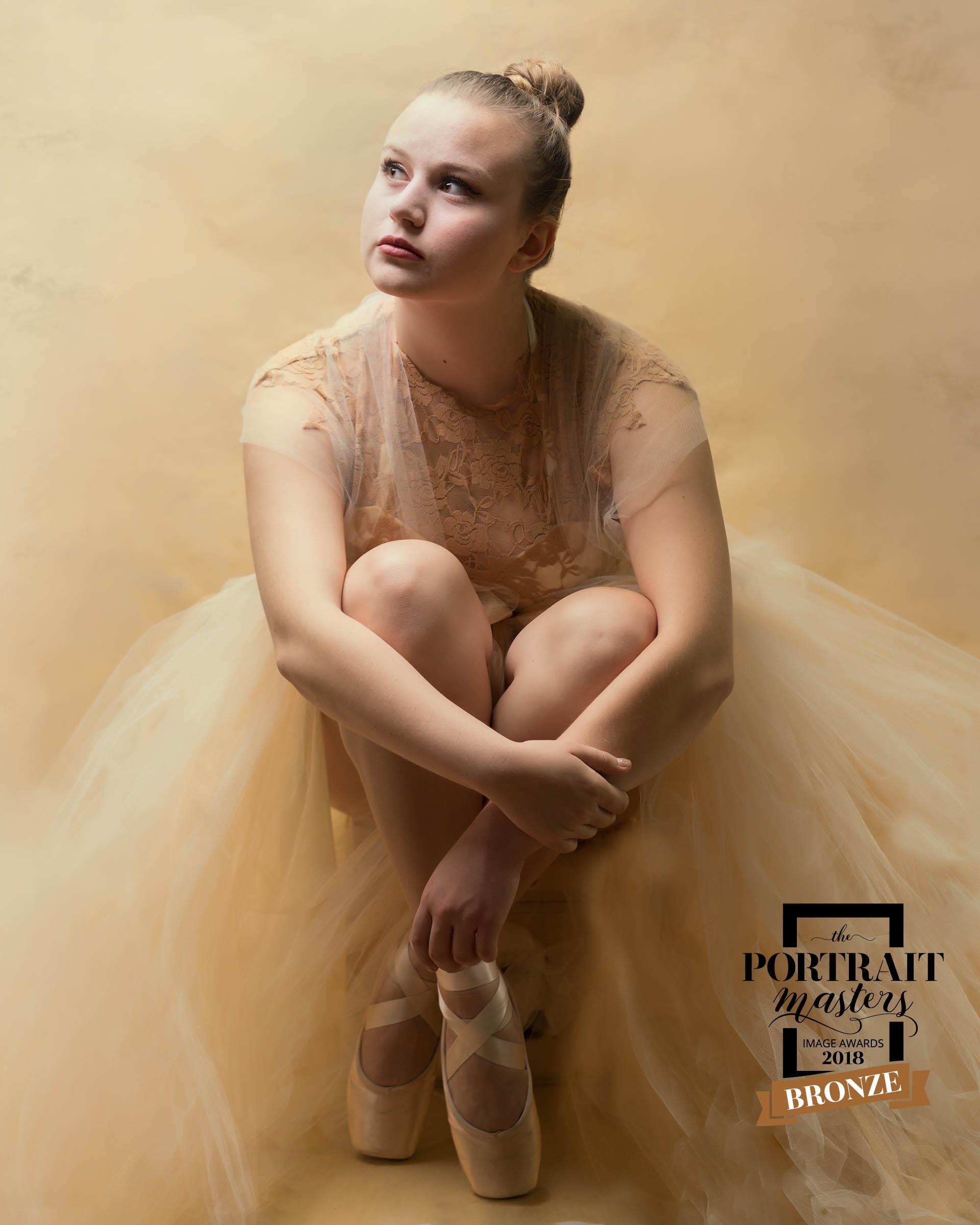 Dance portfolio portraits