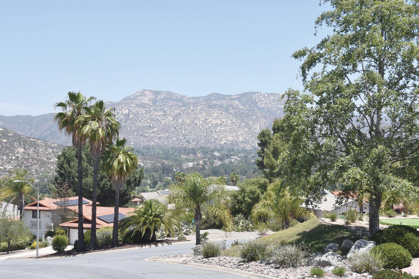 San Diego Country Estates . Photo by Darrel Kinney