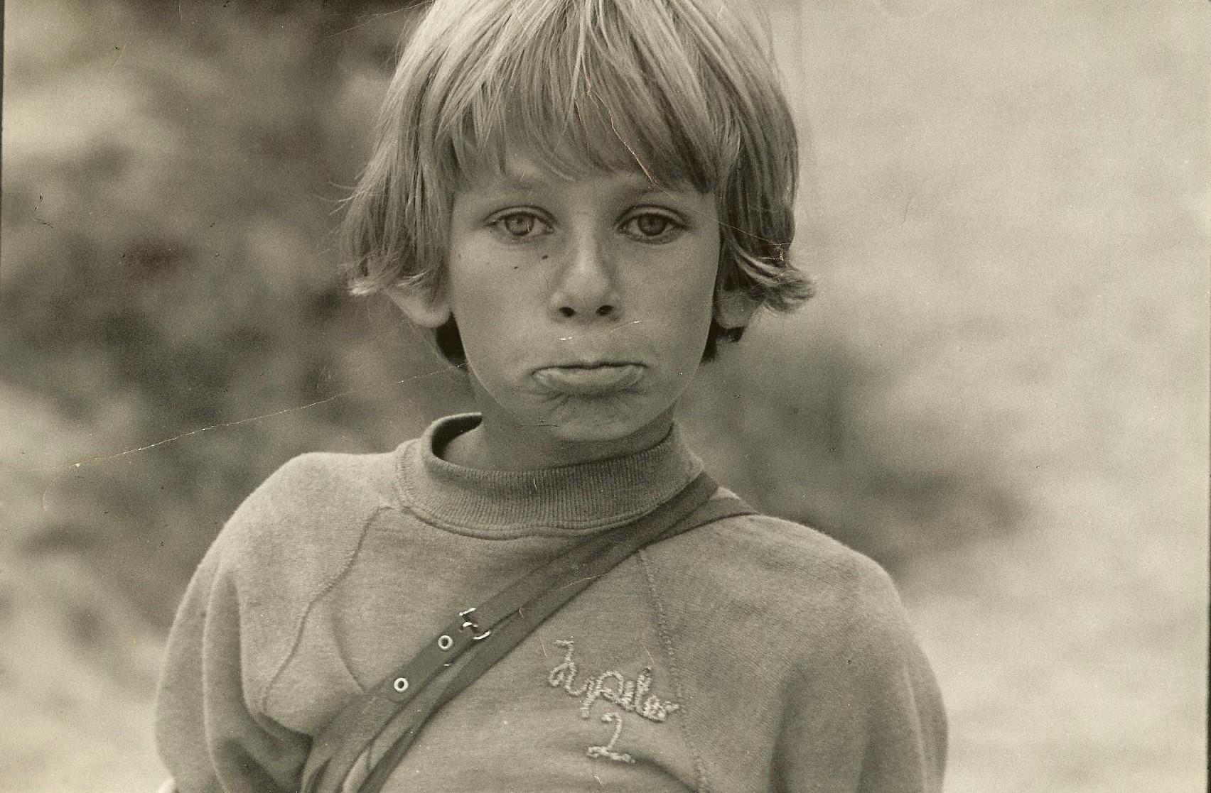 Young Tom Malinowski
