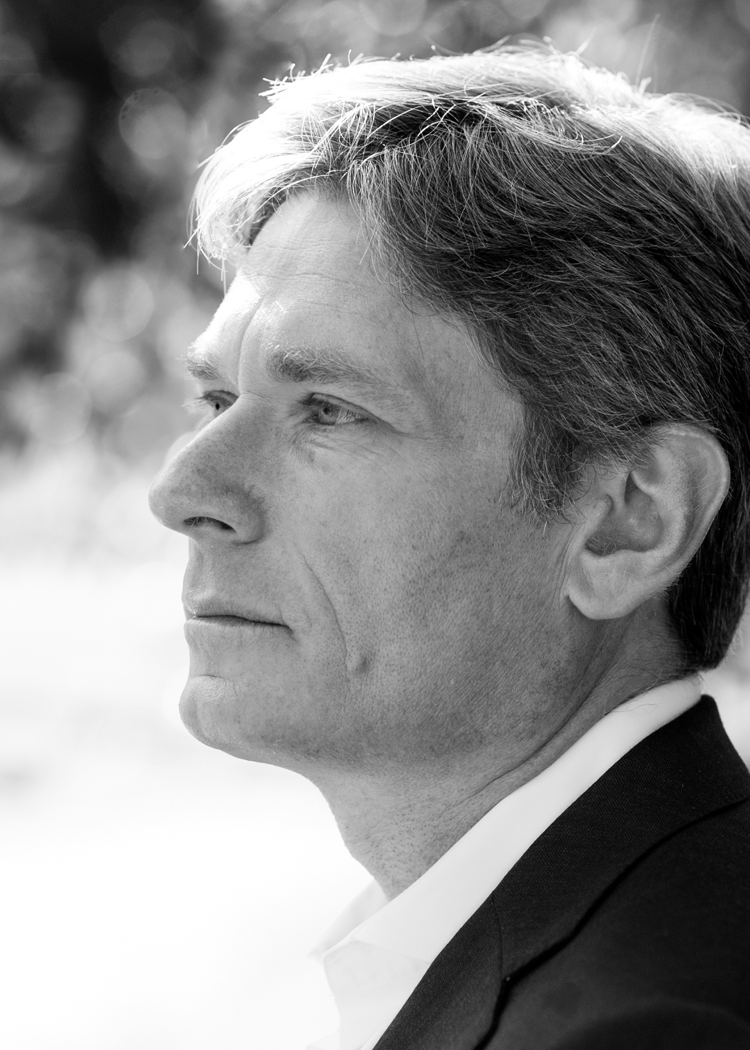 Tom Malinowski Black and White Headshot