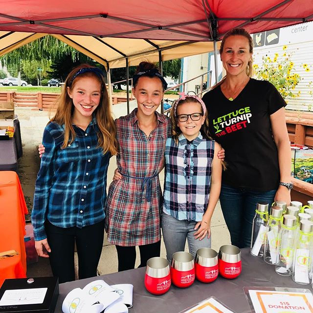 Excitement is brewing at Wood River Sustainability Center for our 4th annual @woodrivervalleyharvestfest ! Our free Food Fair & Markwt featuring free samples from @desertmountain @atkinsonsmarket @nourishmeketchum and fun kid activities from @syringamountainschool starts in ONE HOUR! Taste Tour tickets still available at WRVHarvestfest.org. . #localfood #localfarms #eatlocal #fallharvest #knowyourfood #knowyourfarmer #harvestfest2018