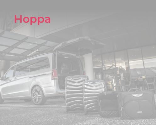 Hoppa - Case Study