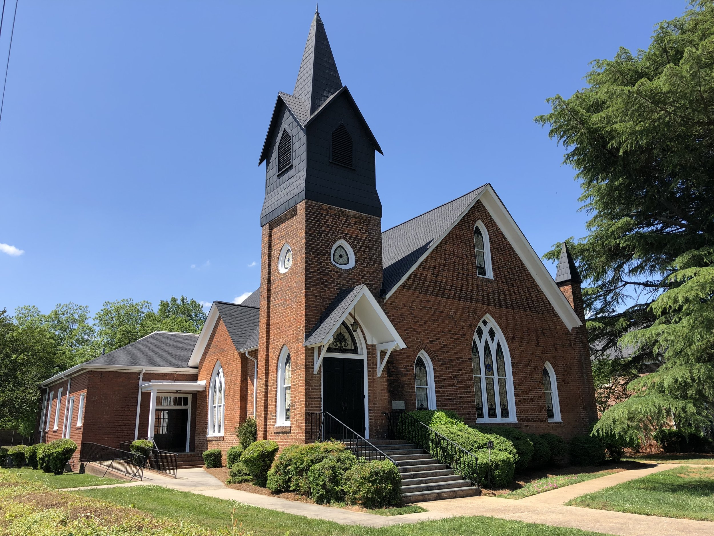First Baptist Church of York, SC - Worship with us Sunday Mornings at 11 a.m.