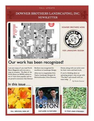 Best of Northshore 2012 Newsletter