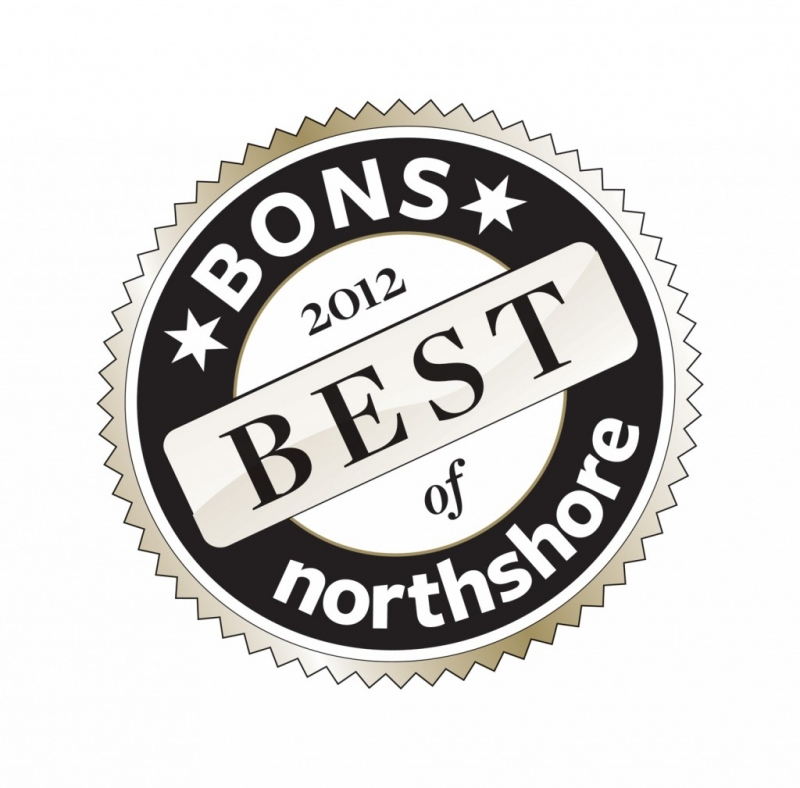 Awarded BONS (Best of the North Shore) Award in 2012 for Landscape Design