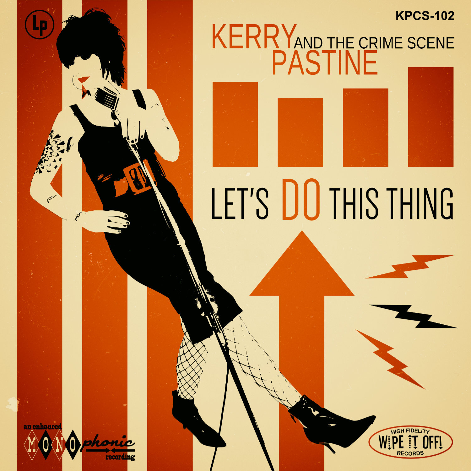 Let's Do This Thing (8/2015) - The barnstorming album that took the roots music scene by storm! Pandora said it best: