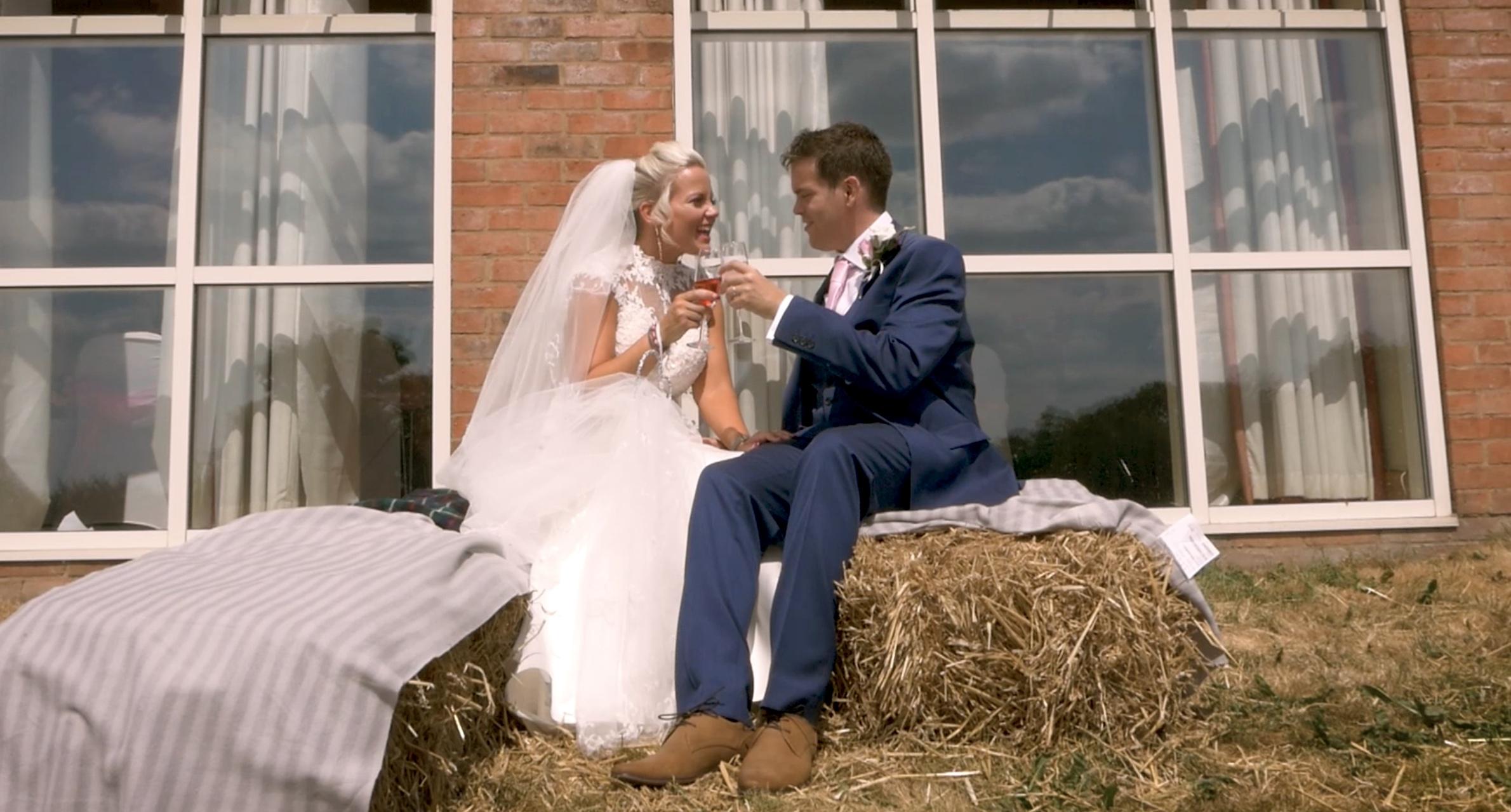 james and nicol wedding waltham village hall.jpg