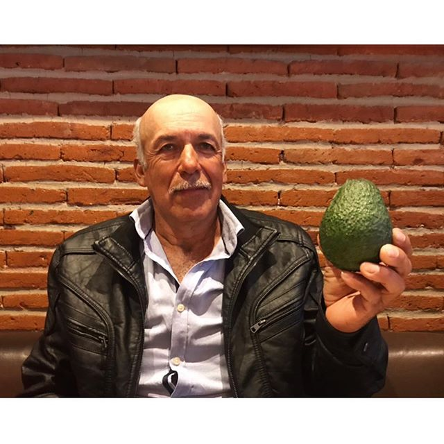 Inspired by Diego Valverde's transition from growing coca to avocados and expanding his family farm in collaboration with public private partnership organization for farmers @cci_agro