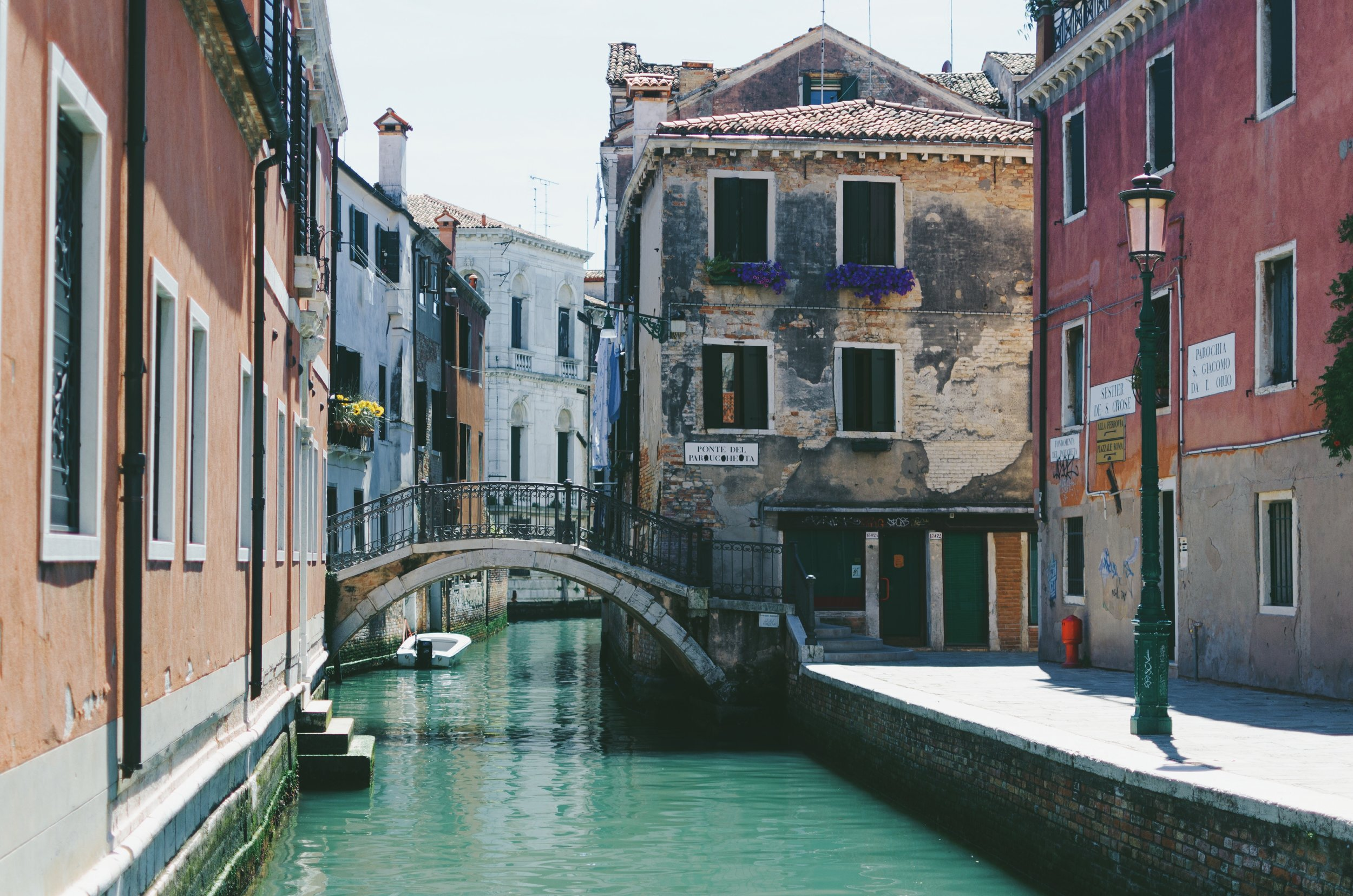Lucas Marcomini - Venice