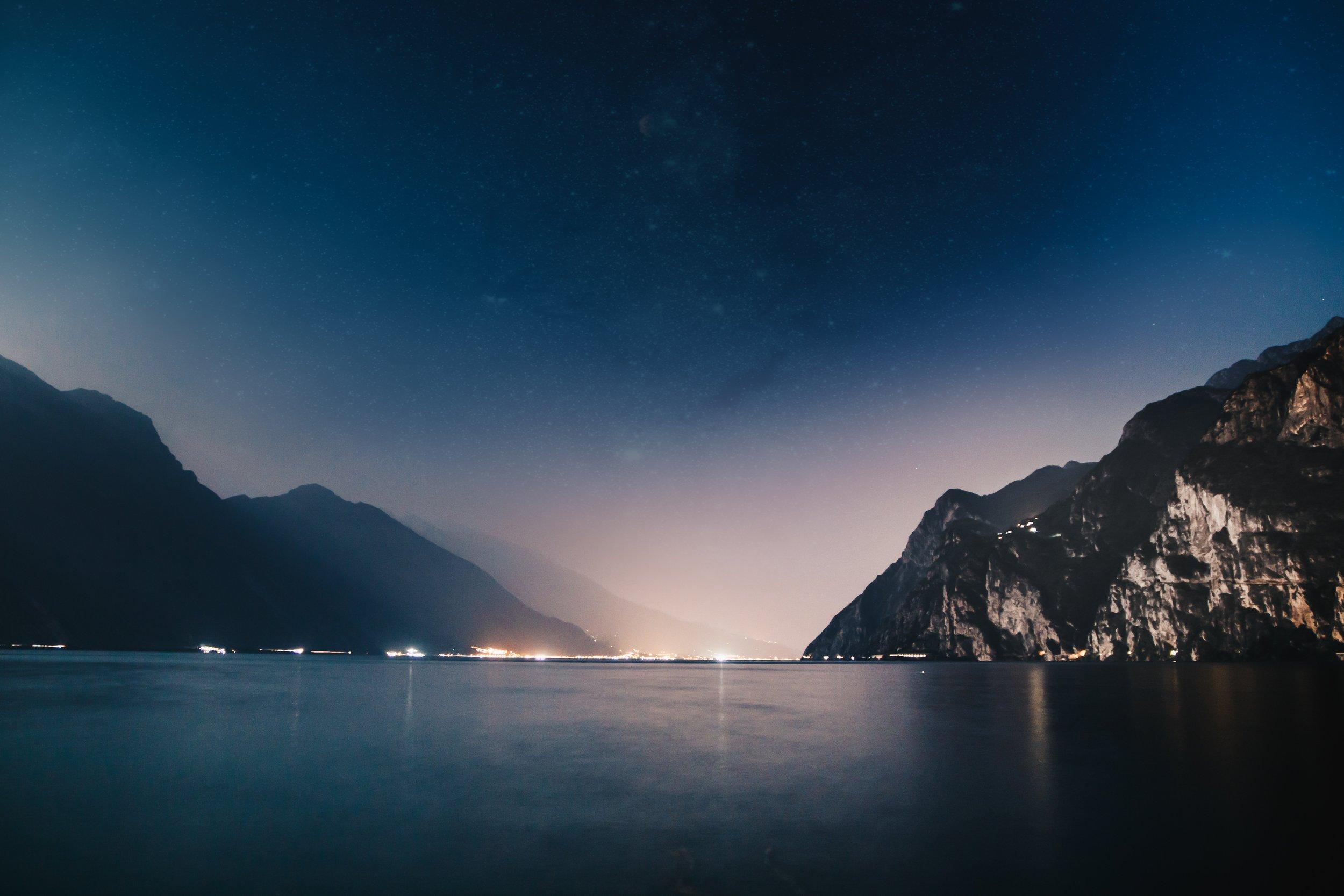 Henry Gressman, Lake Garda