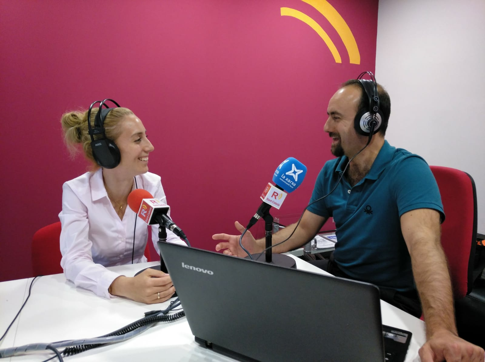 Judit Peralta (CEO en Rethink) fue entrevistada en el programa Estrategia y liderazgo, de la emisora de Radio Sant Cebrià de Vallalta.