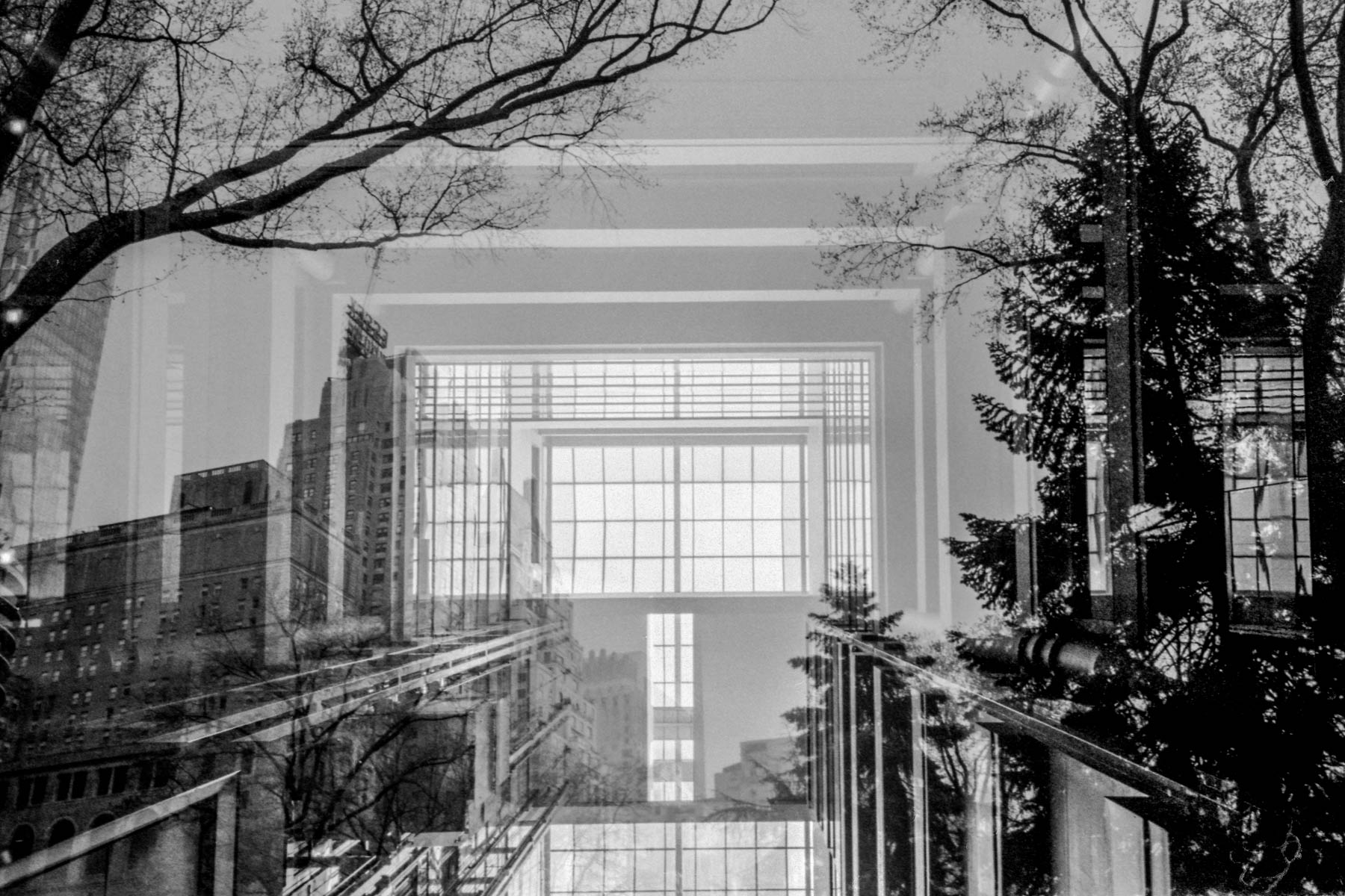 MM 535 Central Park South scanned with NYC Building ceiling