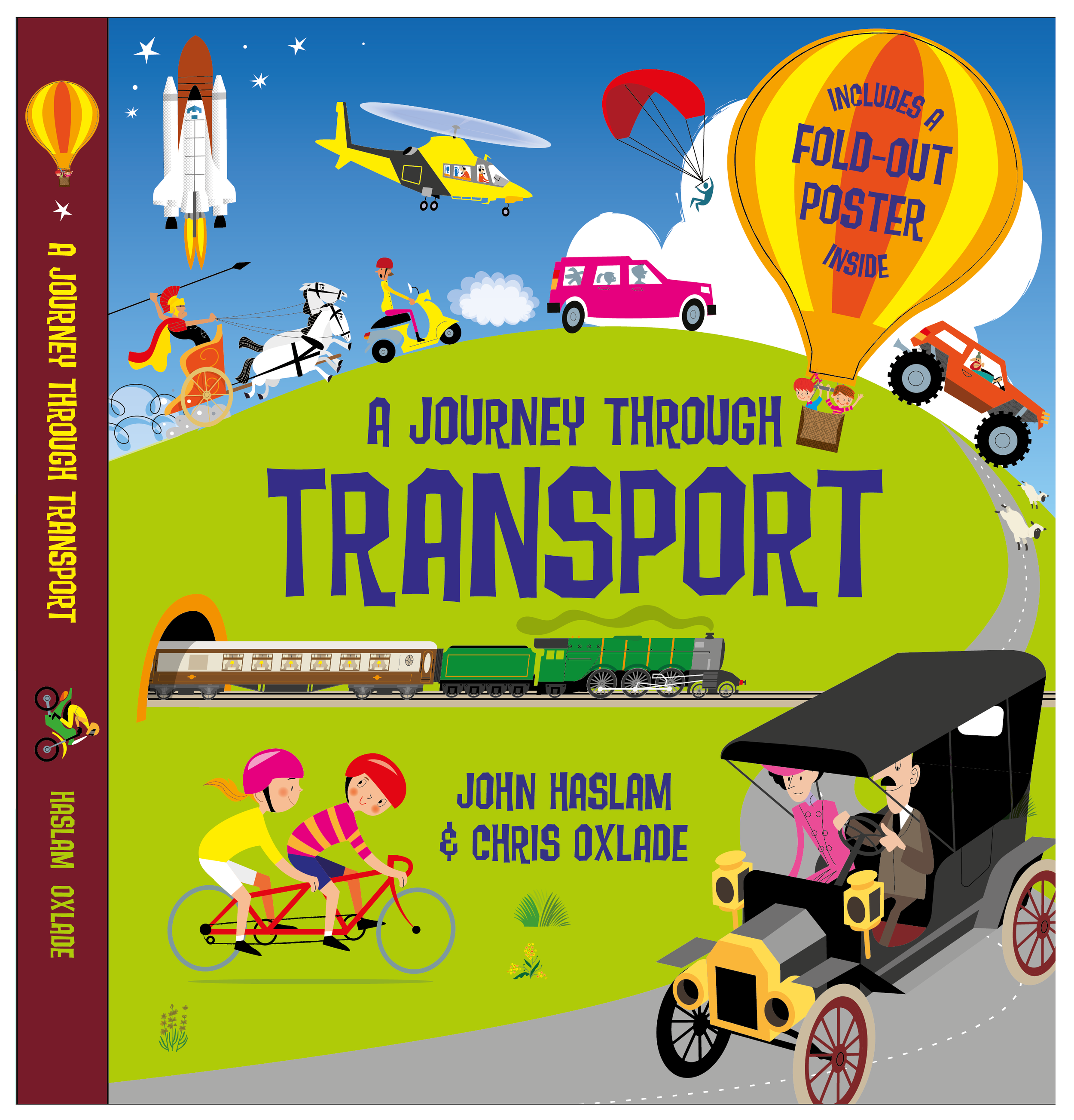 A Journey Through Transport