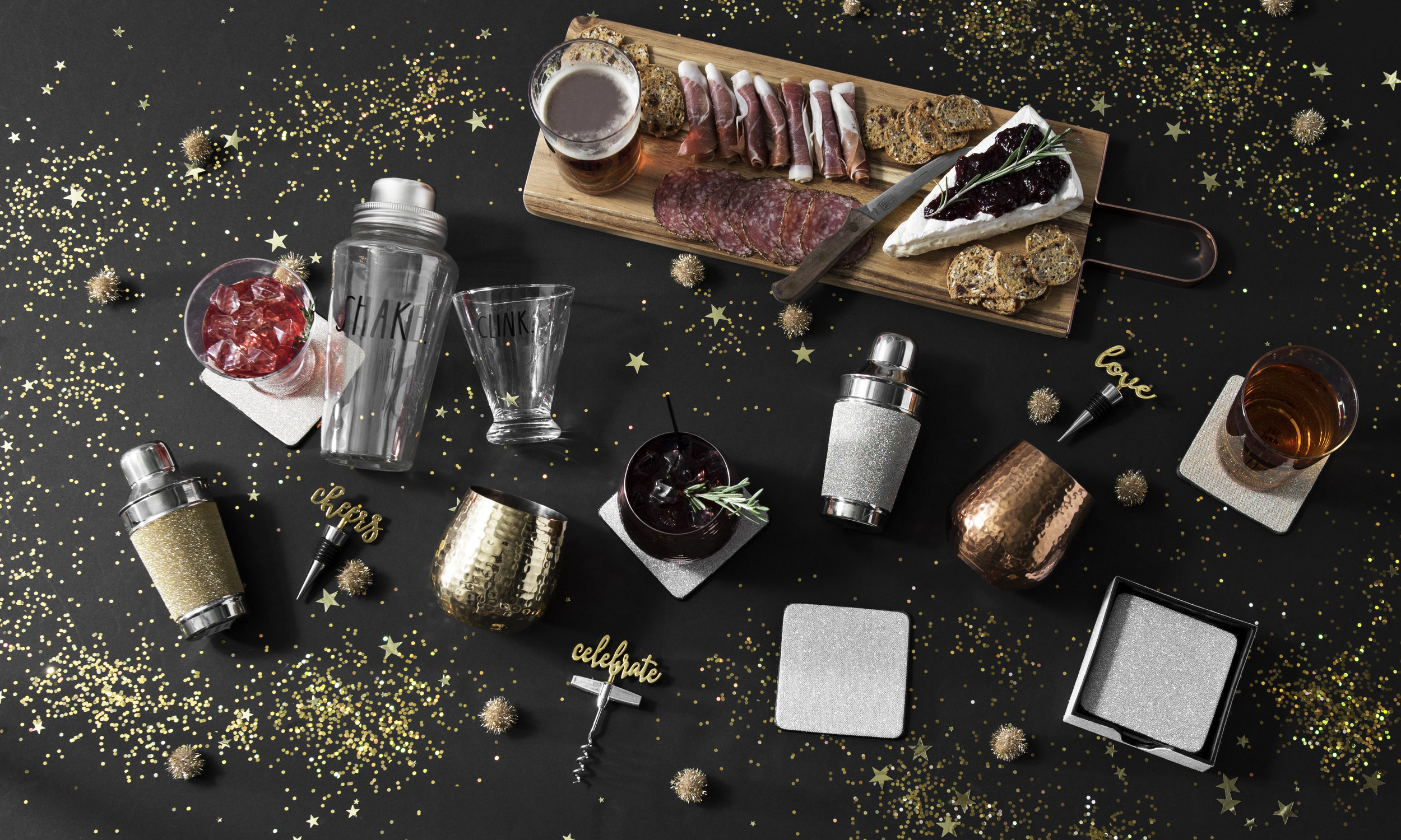 Kirkland's - New Year's Eve Party Essentials