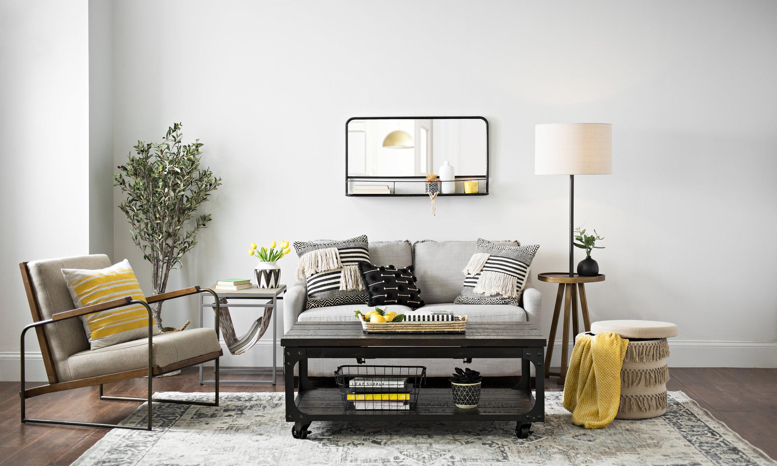 Kirkland's - Living Room Organization