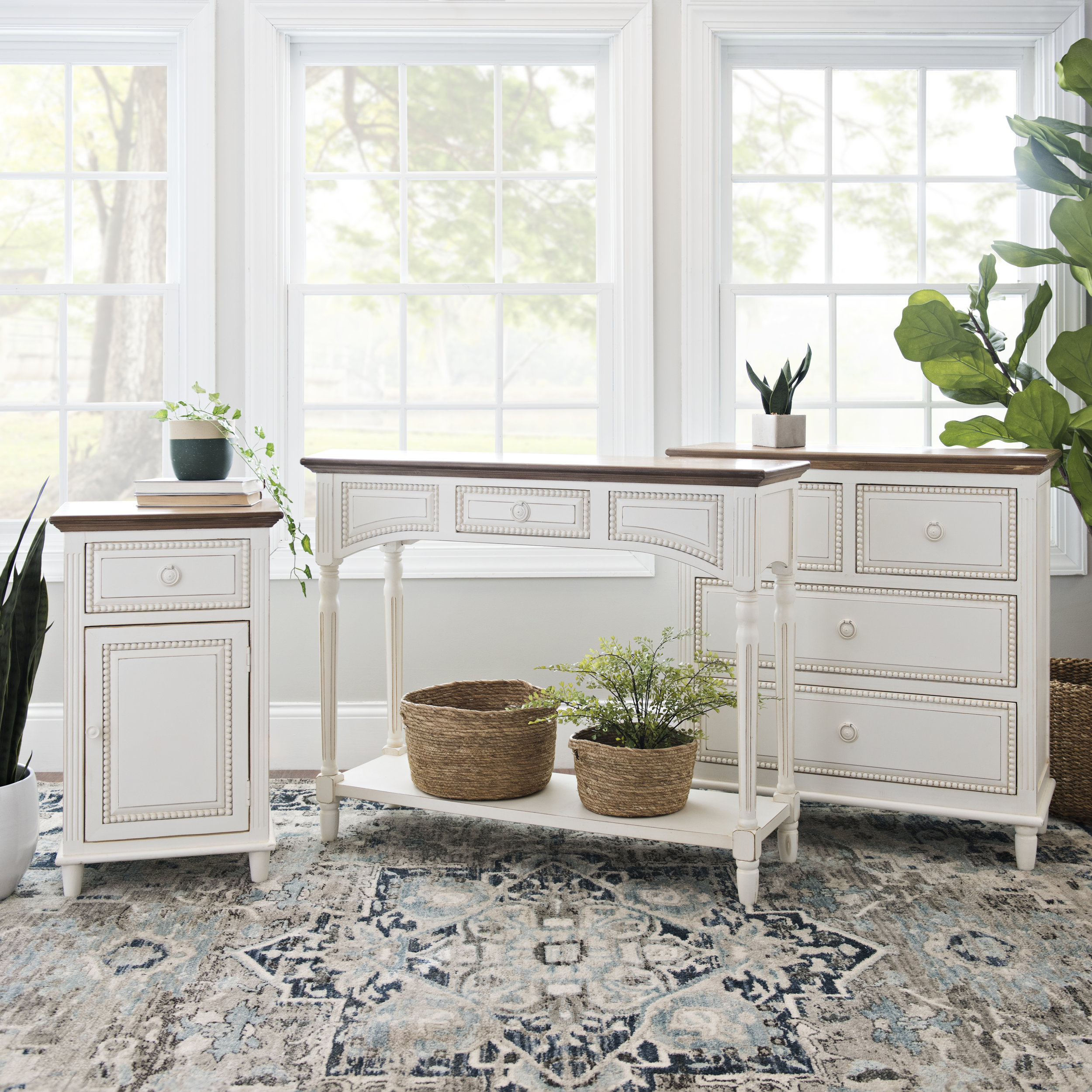 Kirkland's - Beaded Furniture