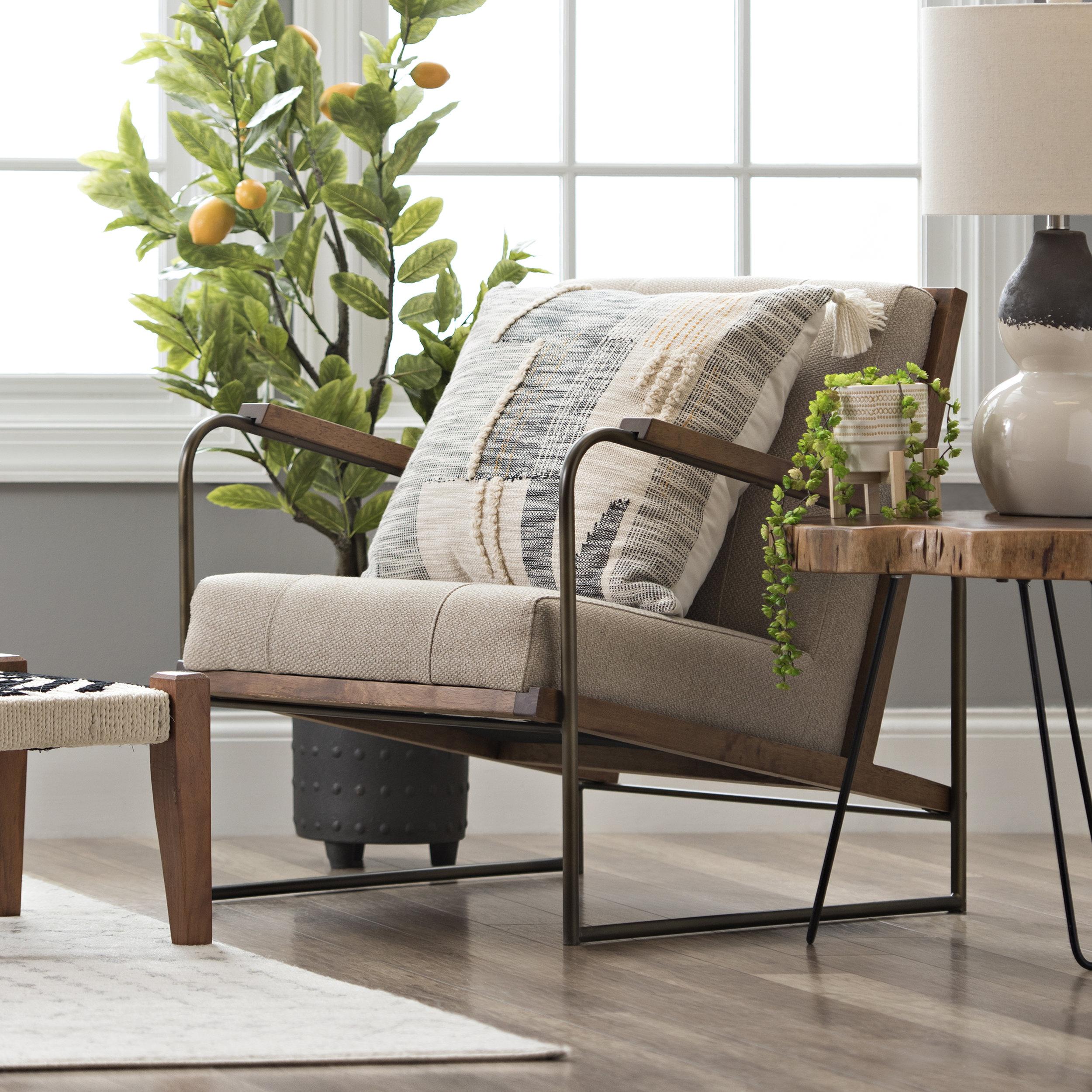 Kirkland's - Martin Accent Chair