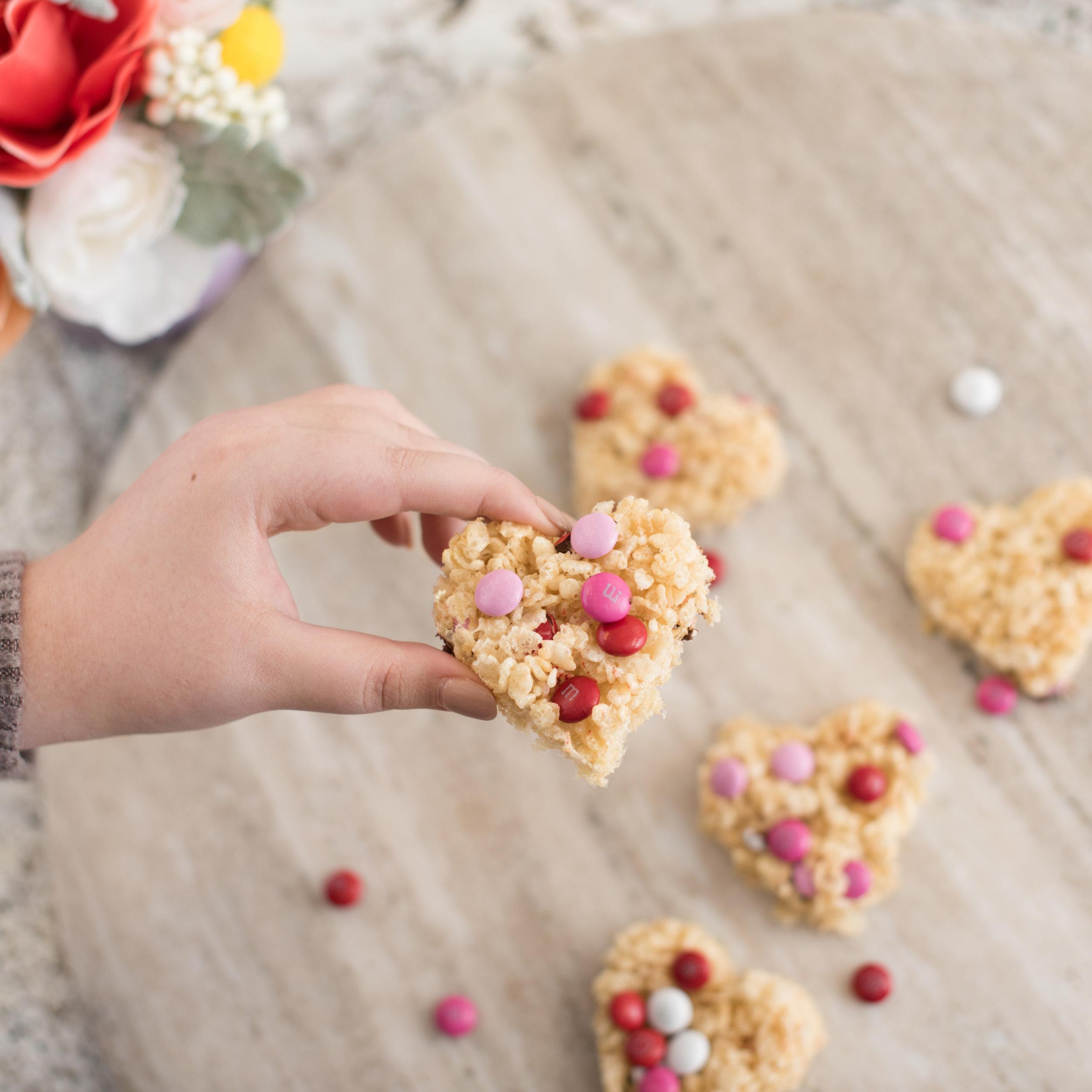 Kirkland's - Easy Valentine's Day Heart Treats