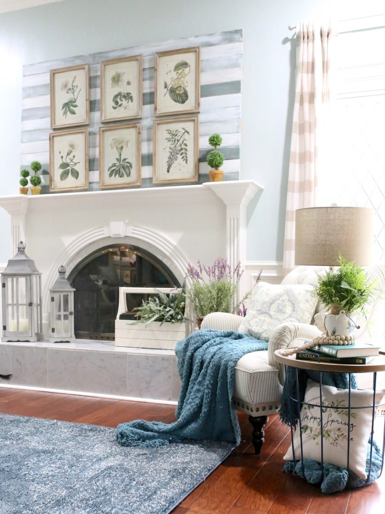 Kirkland's - Adding a Splash of Summer Color with Cuter Tudor