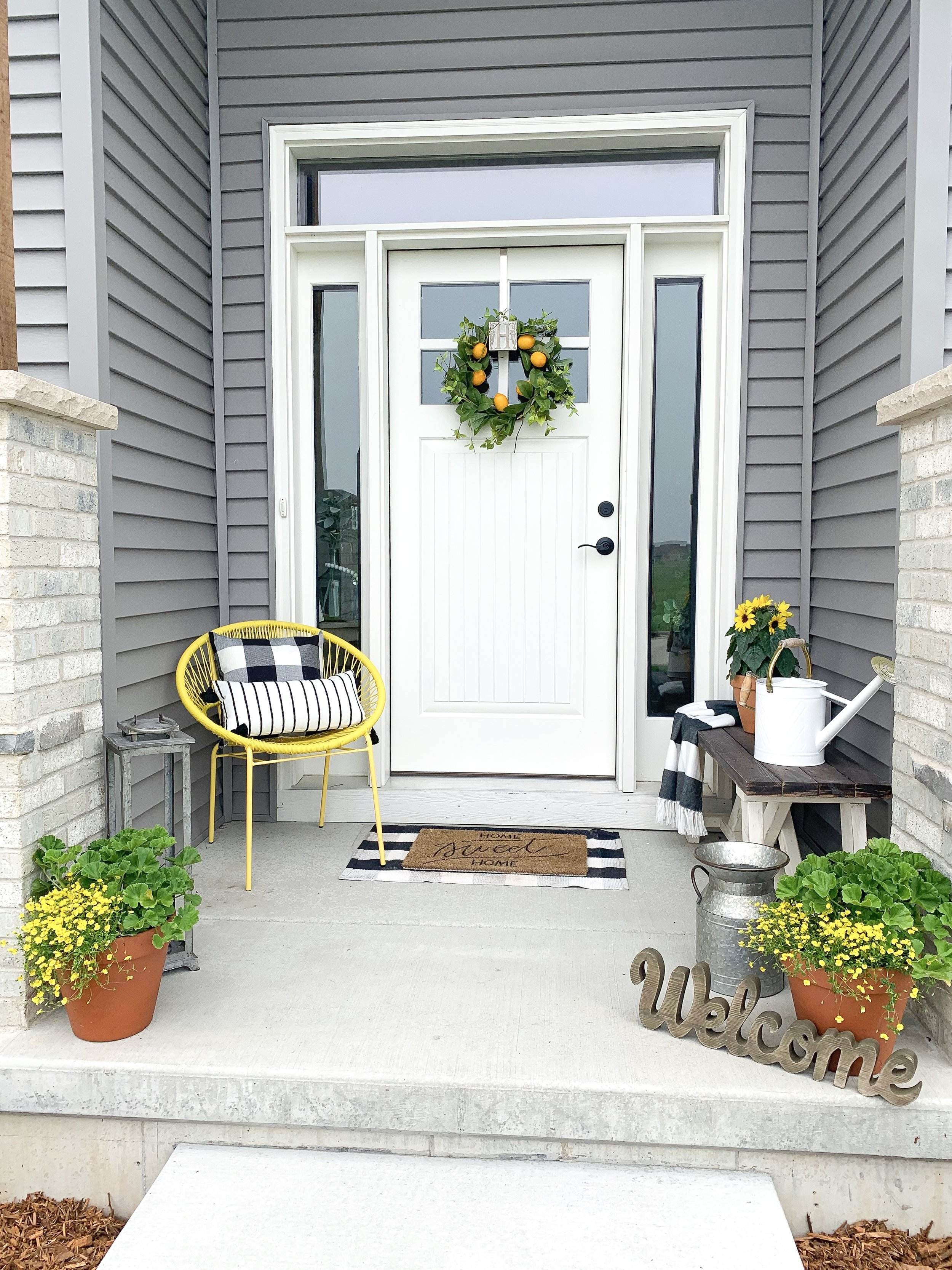 Kirkland's - Creating the Perfect Summer Front Porch with Kirkland's Insiders