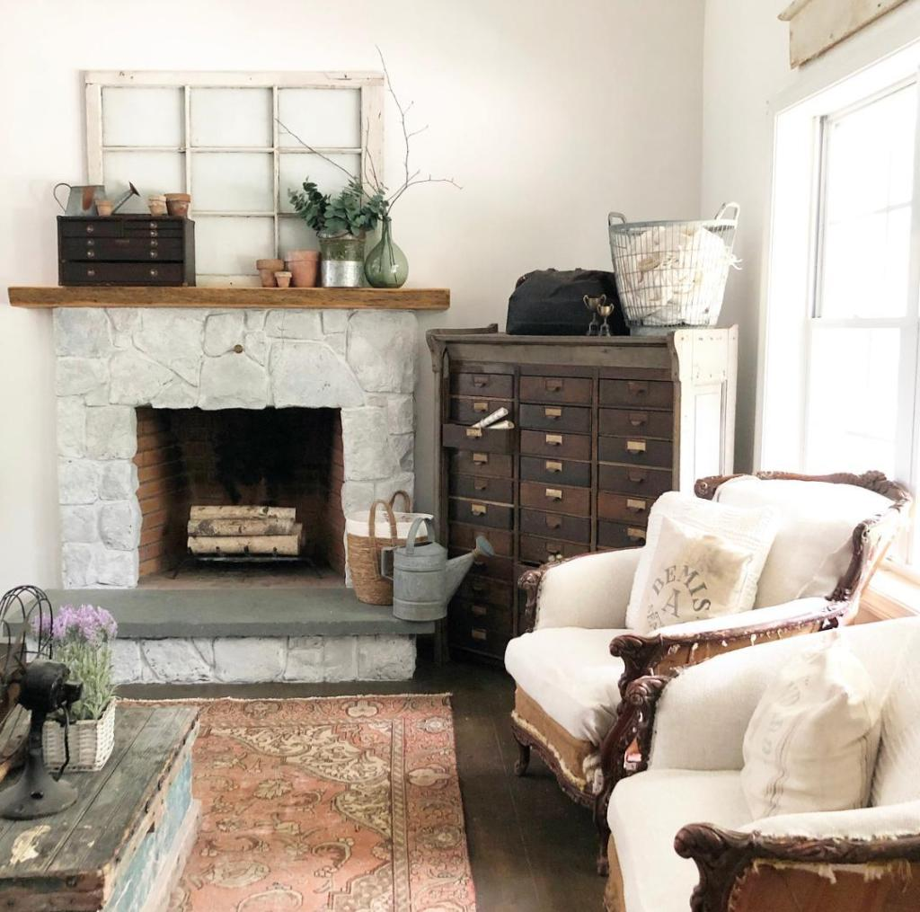 Kirkland's - Adding Farmhouse Touches with The Little White Farmhouse