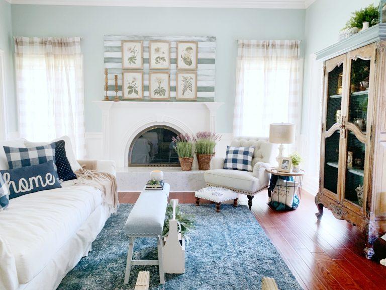 Kirkland's - How to Add a Modern Farmhouse Feel for Summer with Cuter Tudor