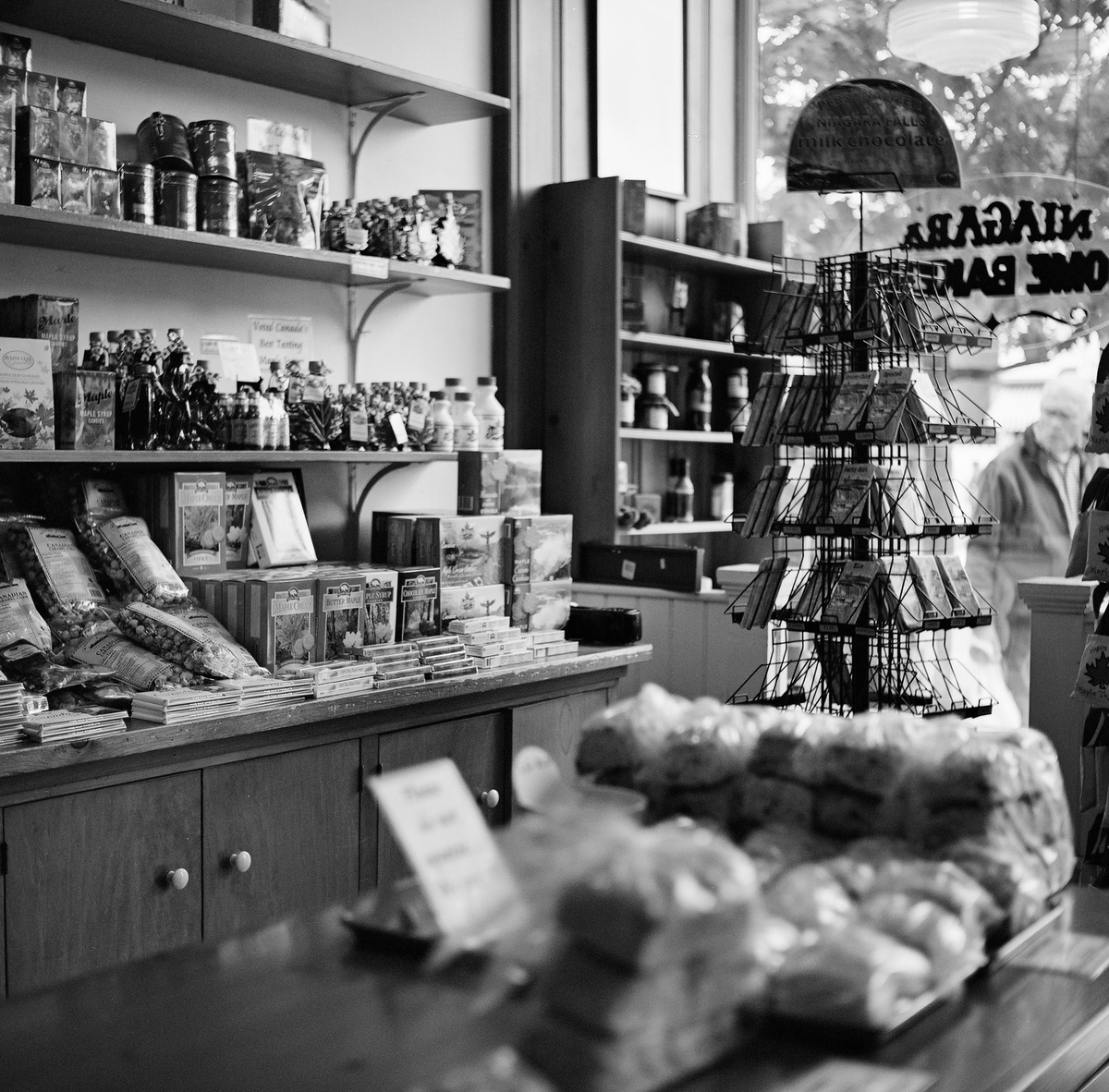 Charming little bakery in Niagara-On-The-Lake