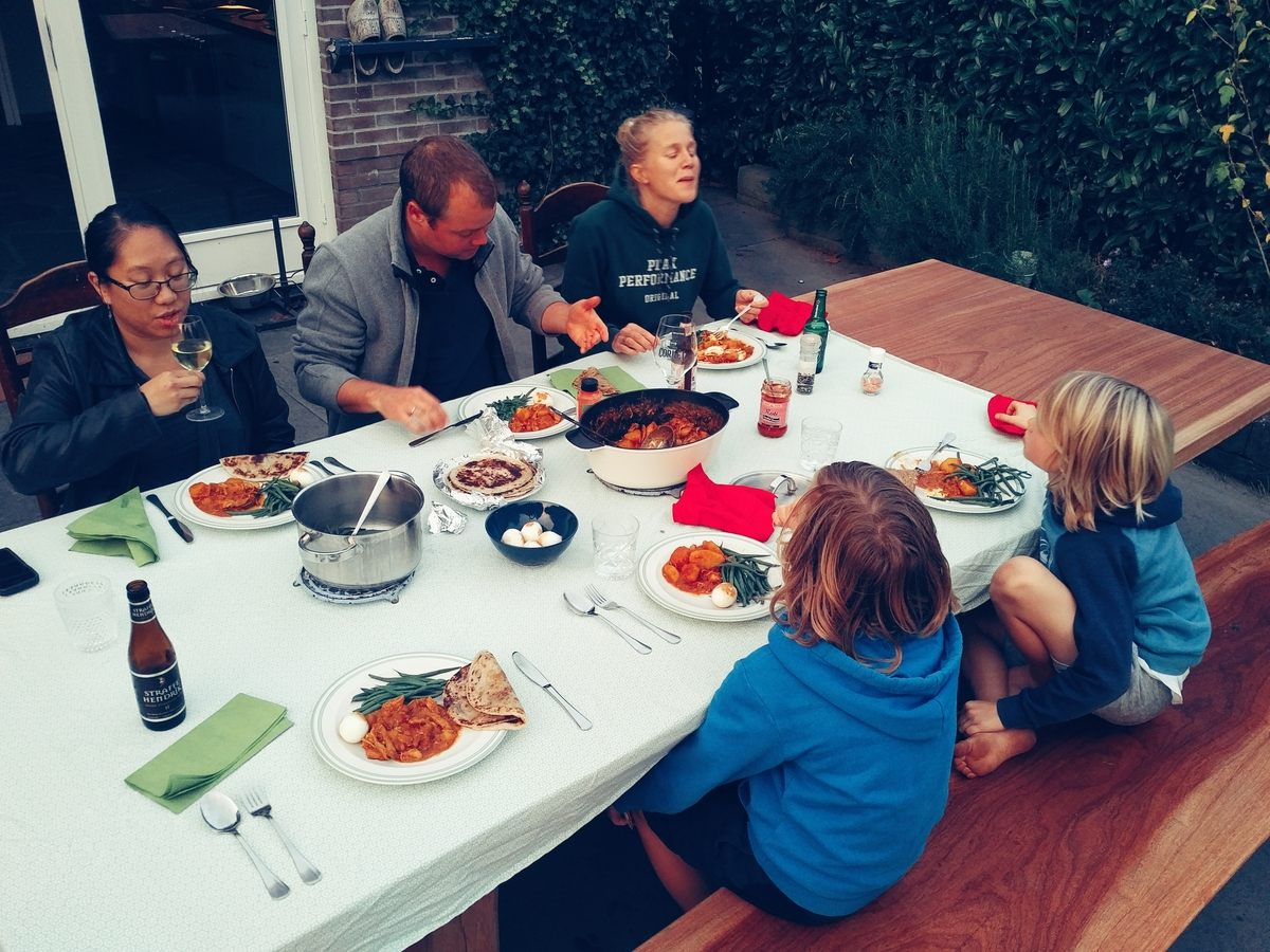 Another Family Dinner