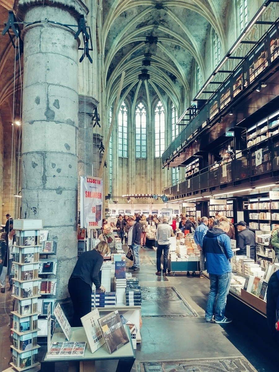 Yeah..That's A Bookstore