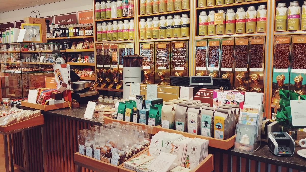 Errmm...coffee? Yes please?