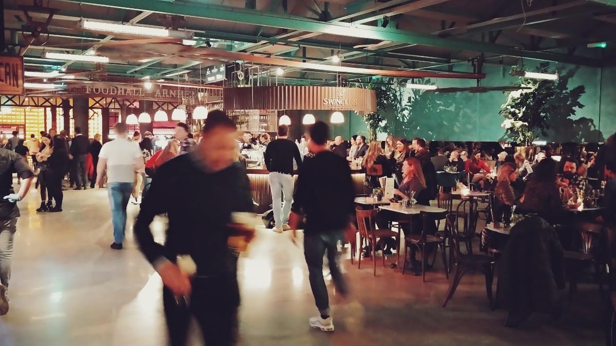 Food courts Arnhem style