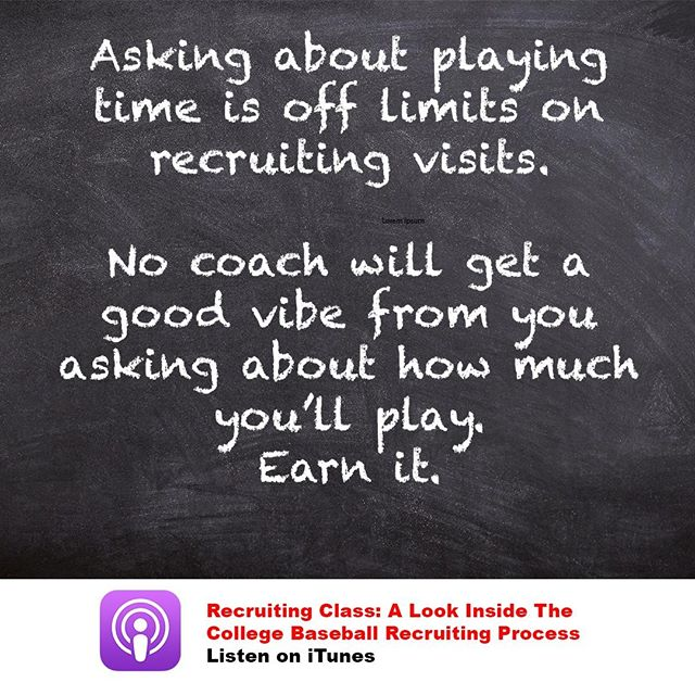 Playing time is earned. Coaches will not guarantee you anything.  There are too many variables to consider before guaranteeing playing time.  Go earn it. Win a job. Win playing time.