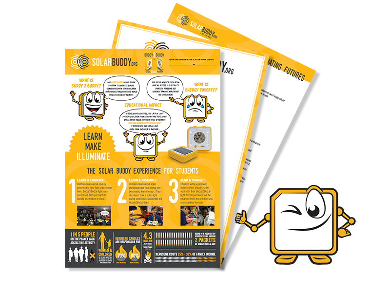 Printable resources - Printed assembly instructions, Posters and Instruction manual on how to run your program.