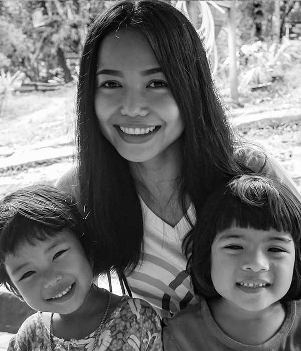 TARN - JITNAPA PHOMMAHA  Operations and Office Administration    Tarn is a Business Administration graduate from Thailand. Tarn's attention to detail and determination to ensure projects get completed to a high standard make her a valuable member of the team. Tarn is also passionate about photography and photo editing.