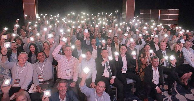 We had an awesome day with the Konica Minolta team on the Gold Coast. Thank you for the lighting the lives of 1000 children living in energy poverty #solarbuddy #partnership #konicaminolta #illuminating