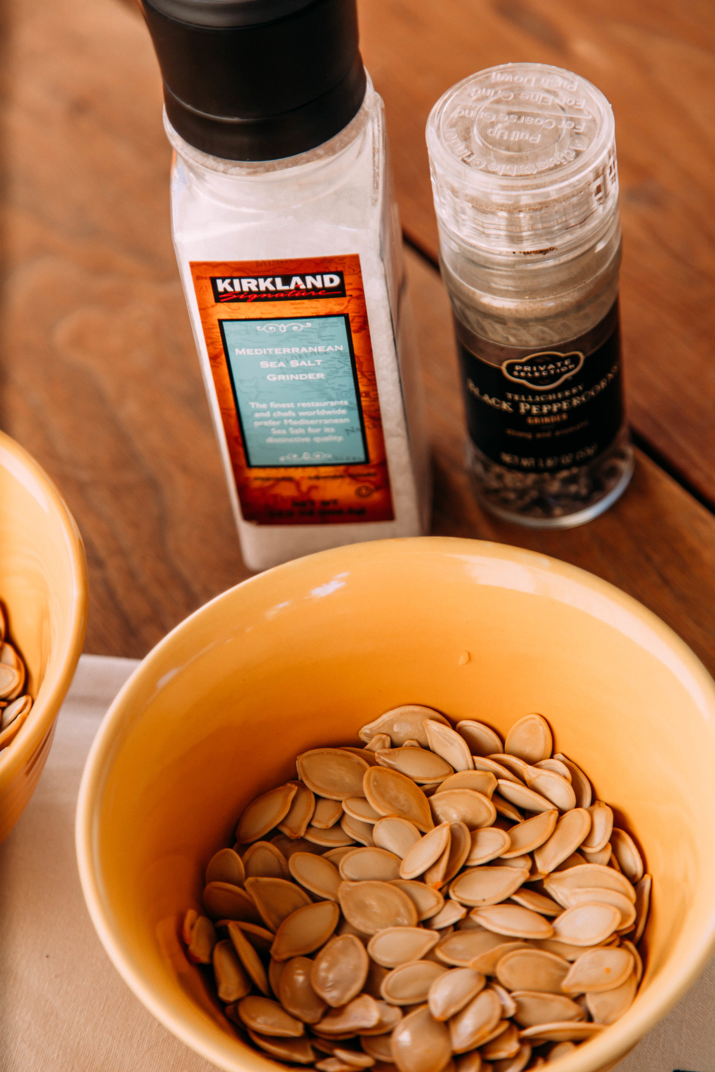 Pumpkin Seeds 4 Ways | Fall Party Ideas | Style with Ash
