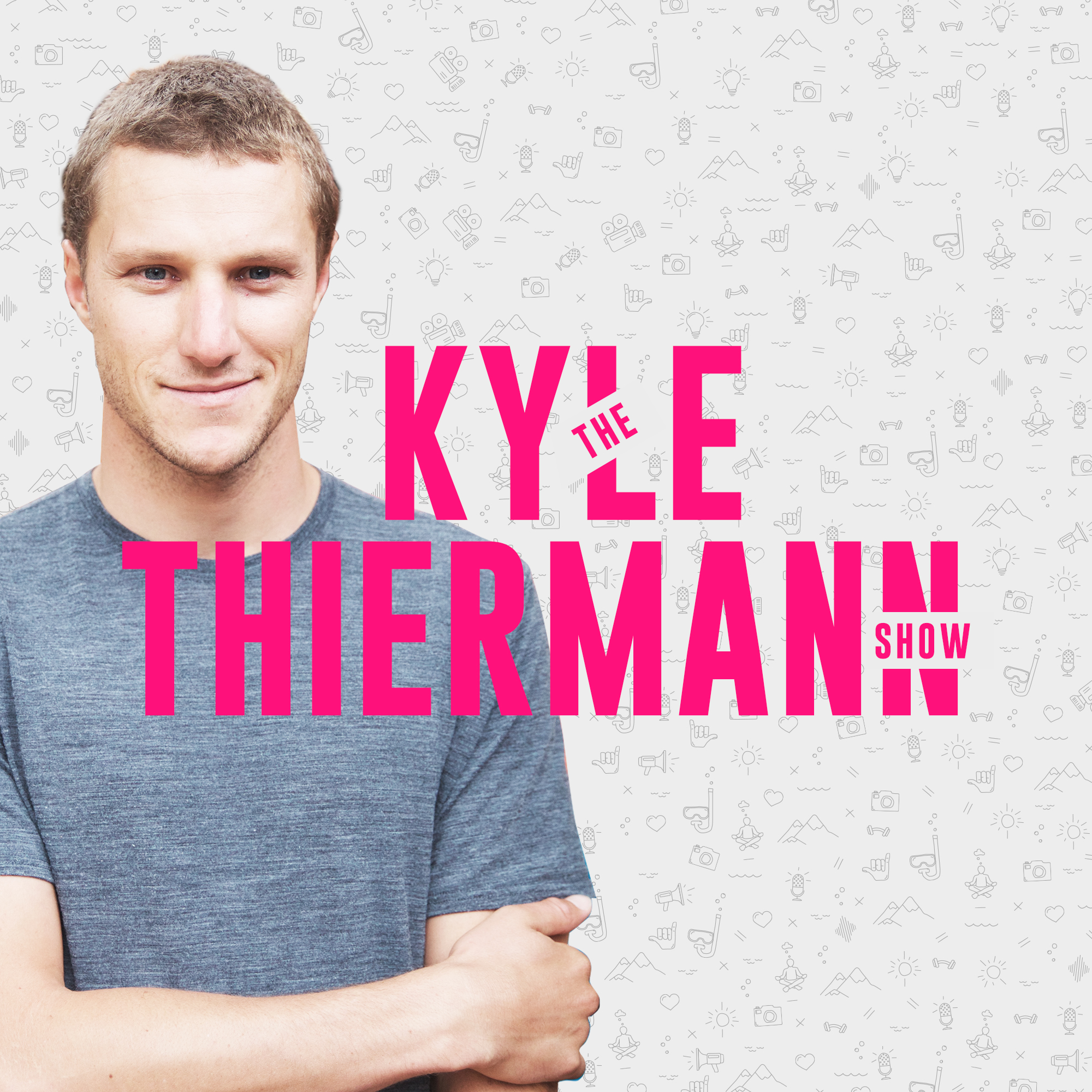 "Manna Ray ""Stay Here"" featured on the Kyle Thiermann Show. -"