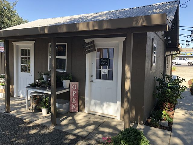 "Ever drive past the adorable Deer Creek Farm on Pacific Street in Rocklin and think...""I need to check that out!"" Well no time is better! We have an unexpected twist of vintage finds, inspirational gifts, and unique treasures for your home! #DeerCreekFarm #DCFGardenMarket #CompassionPlanet #PurchasewithaPurpose"