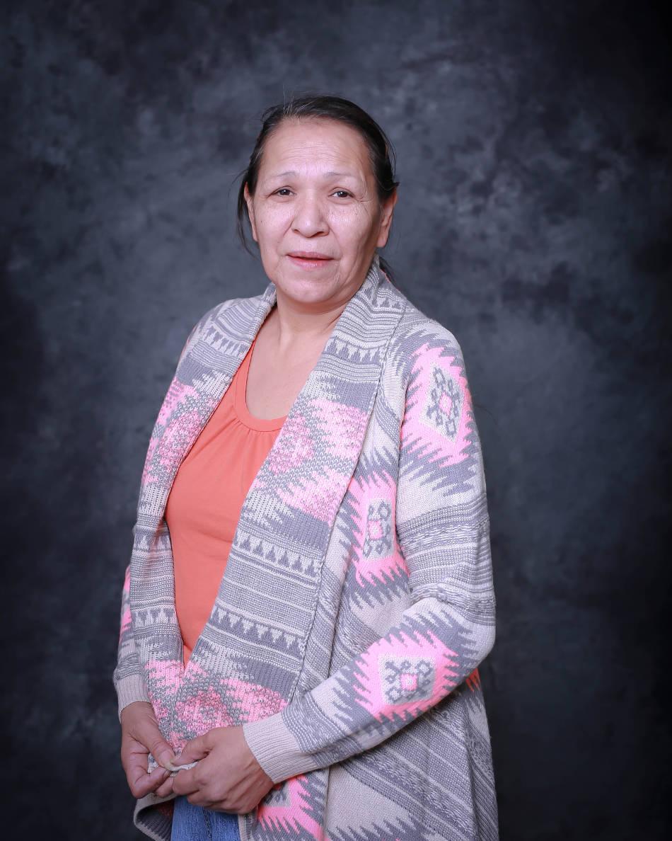 Cecilia Dreaver - Community Health Representive