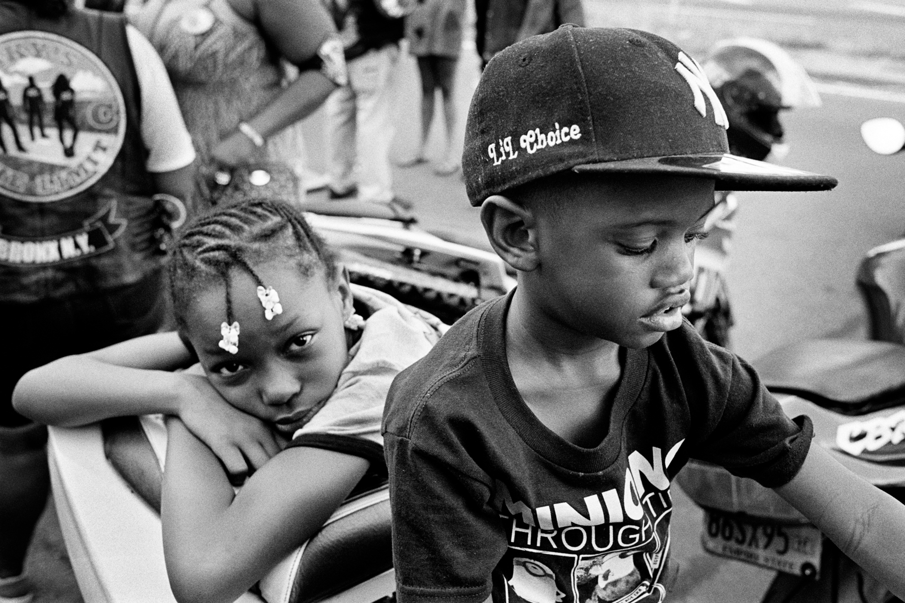 Jailyn and Xavier, The Bronx, 2016