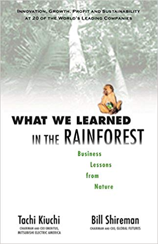 What We Learning in the Rainforest