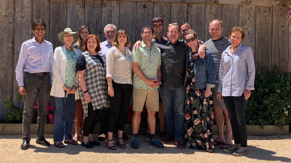 The Future 500 team and Board of Directors at a recent summer retreat in Northern California.